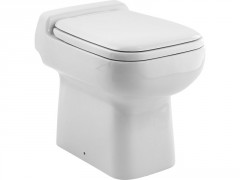 BROYEUR WC TURBO DESIGN BLANC