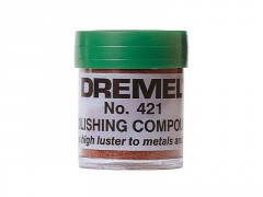 PATE DE POLISSAGE DREMEL MULTI TYPE 421