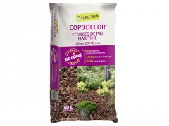 ECORCE DE PIN MARITIME 20/40MM 60L
