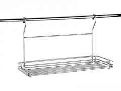 ETAGERE MULTI USAGE CREDENCE CUISINE METAL CHROME