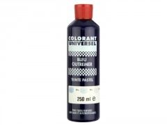 COLORANT UNIVERSEL 250ML BLEU OUTREMER